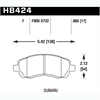Hawk HB434Z.543 - Hawk Ceramic Brake Pads
