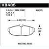 Hawk HB485Z.656 - Hawk Ceramic Brake Pads
