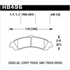 Hawk HB496Z.640 - Hawk Ceramic Brake Pads
