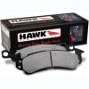 Hawk HB521M.800 - Hawk ''Black'' Brake Pads