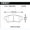 Hawk HB607Z.616 - Hawk Ceramic Brake Pads