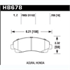 Hawk HB678Z.709 - Hawk Ceramic Brake Pads