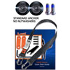 HANS Performance Products TU12311-24 - HANS Tether Upgrade Kits and Replacements