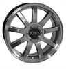 OE Wheels 5910050 - OE Wheels Audi Replica Wheels
