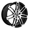 OE Wheels 7154602 - OE Wheels Audi Replica Wheels