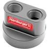 Hamburger's 3327 - Hamburger's Oil Filter Bypass Adapters, Replacement Parts & Accessories