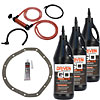 Driven Racing Oil 04330KGM12BT - Driven Synthetic Racing Gear Oils