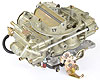 Holley 0-9895                - Holley 650 cfm Classic Replacement Carburetors
