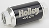 Holley 162-550 - Holley Billet Fuel Filters