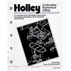 Holley-Carburetor-Numerical-Listing-Book