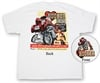Hooker-Willys-Pin-Up-Retro-White-T-Shirts