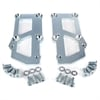 Hooker Headers 12611 - Hooker Headers LS Engine Swap Mount Plates