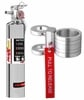 H3R Performance MX250CK5 - H3R Performance MaxOut Dry Chemical Fire Extinguishers