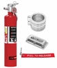 H3R Performance MX250RK - H3R Performance MaxOut Dry Chemical Fire Extinguishers