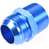 JEGS Performance Products 100118 - JEGS AN to NPT Adapter Fittings
