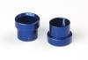 JEGS Performance Products 100393 - JEGS AN Hard-Line Aluminum Tube Nuts & Sleeves