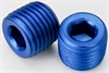 JEGS Performance Products 100402 - JEGS NPT Pipe Plugs