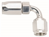 JEGS Performance Products 101020 - JEGS AN Hose End Fittings - Polished