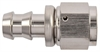 JEGS Performance Products 105052 - JEGS AN Push-Loc Hose End Fittings - Nickel
