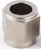 JEGS Performance Products 105384 - JEGS AN Hard-Line Aluminum Tube Nuts & Sleeves