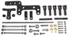 JEGS Performance Products 15771 - JEGS 6-71/8-71 and Tunnel Ram Linkage Kits