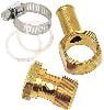 JEGS Performance Products 15986 - Carburetor Fuel Inlet Fittings