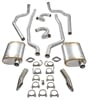 JEGS Performance Products 30410 - JEGS Cat-Back Exhaust Systems - Chevy