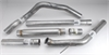 JEGS Performance Products 30446 - JEGS Truck 4'' Aluminized Diesel Exhaust Systems
