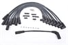 JEGS Performance Products 402014 - JEGS 8.0mm Black Pow'r Wires