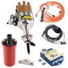 JEGS Performance Products 40506K1 - JEGS Mopar Electronic Ignition Conversion Kits with Forged Distributors