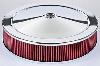JEGS Performance Products 50002 - JEGS Performance Chrome Air Cleaners