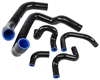 JEGS Performance Products 511105JEGS 5.0L Mustang Silicone Hose Kit