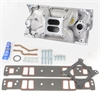JEGS Performance Products 513002K - JEGS Champion Series 331 Performance Dual Plane Aluminum Intake Manifolds