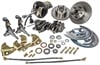JEGS Performance Products 630010 - JEGS Front Disc Brake Conversion Kits