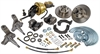 JEGS Performance Products 630210 - JEGS Front Disc Brake Conversion Kits