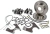 JEGS Performance Products 630610 - JEGS 10/12-Bolt GM Rear Disc Conversion Kits