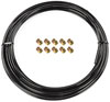 JEGS Performance Products 63062 - JEGS Fuel & Transmission Cooler Line Coils & Kits