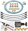JEGS Performance Products 635595K1 - JEGS Universal DOT Brake Line Kits