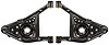 JEGS Performance Products 64552 - JEGS Tubular Control Arms