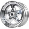 JEGS Performance Products 66061 - JEGS Sport Star Cast Aluminum Wheels