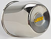 JEGS Performance Products 671021JEGS 'D' Window Steel Wheels