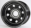 JEGS Performance Products 671102 - JEGS Baja-8 Steel Wheels