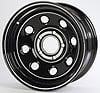 JEGS Performance Products 671103 - JEGS Baja-8 Steel Wheels