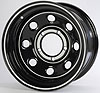JEGS Performance Products 671113 - JEGS Baja-8 Steel Wheels