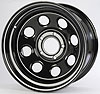 JEGS Performance Products 671133 - JEGS Baja-8 Steel Wheels