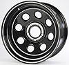 JEGS Performance Products 671142 - JEGS Baja-8 Steel Wheels