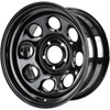 JEGS Performance Products 681142 - JEGS Baja-8 Steel Wheels