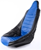 JEGS Performance Products 702002 - JEGS Pro High Back Race Seats and Seat Covers
