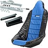 JEGS Performance Products 70200K2 - JEGS Pro High Back Race Seats and Seat Covers