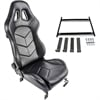 JEGS Performance Products 702100K - JEGS High Back Sport Seats